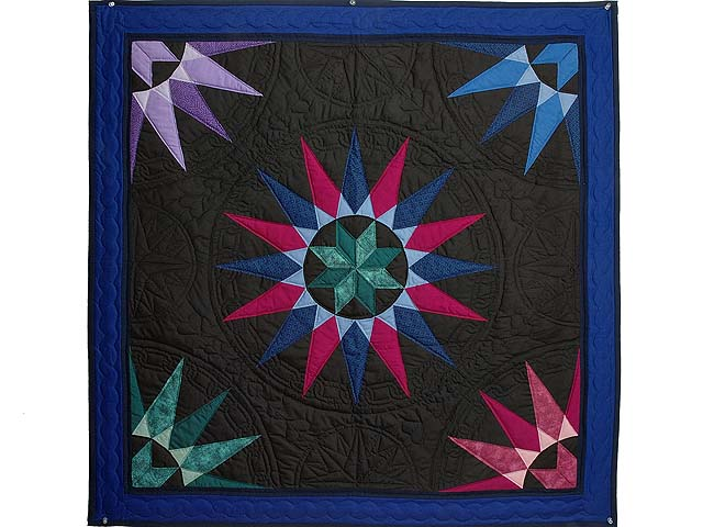 Almost Amish Compass Wall Hanging Photo 1