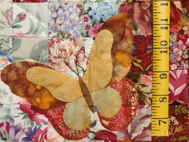 Moss Green  Watercolor The Journey Butterfly Wall Hanging Photo 4