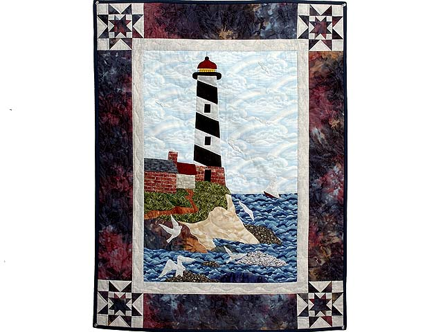 Northeastern Lighthouse Wall Hanging