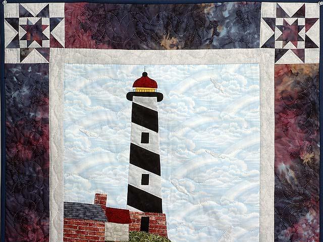 Northeastern Lighthouse Wall Hanging Photo 2