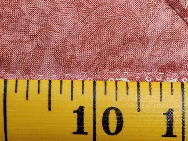 Pastel Pink Sunbonnet Sue Crib Quilt Photo 7