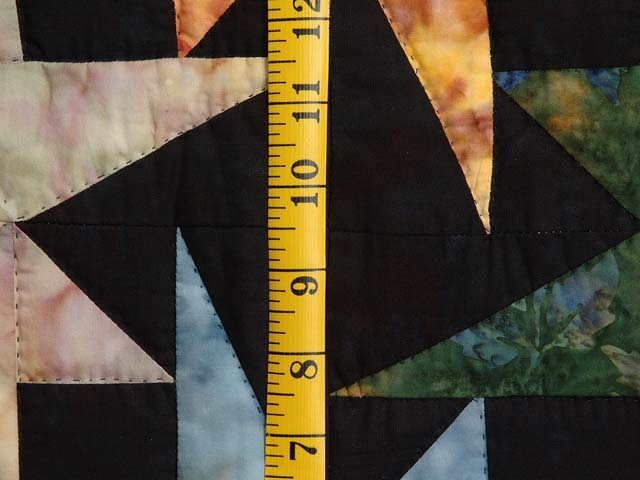 Hand Painted Star Bright Wall Hanging Photo 4