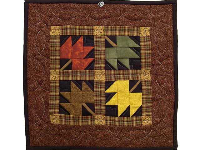 Miniature Autumn Splendor Quilt Photo 1