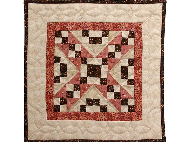 Miniature Jewel Box Quilt Photo 1