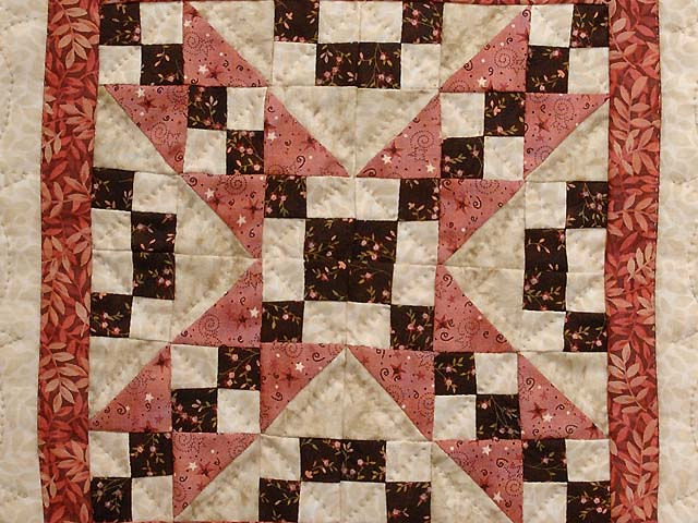 Miniature Jewel Box Quilt Photo 2
