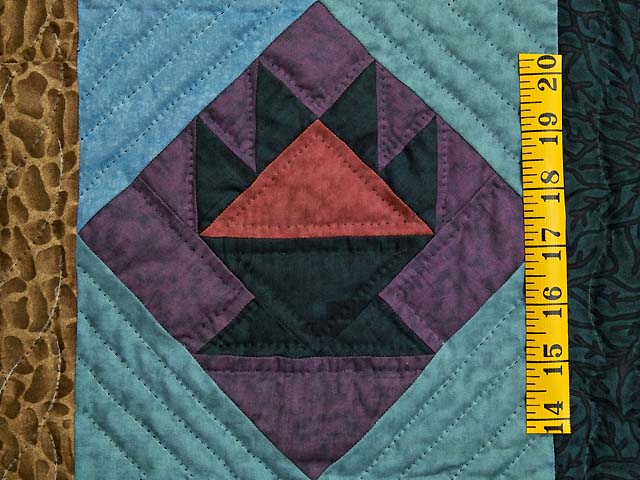 Almost Amish Sampler Throw Photo 6