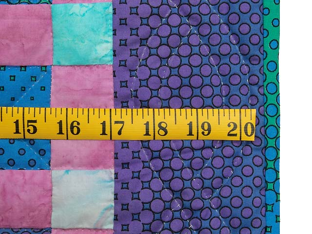 Multicolor Mended Heart Wall Hanging Photo 5