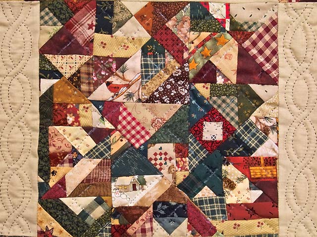 Miniature Crazy Quilt Photo 2
