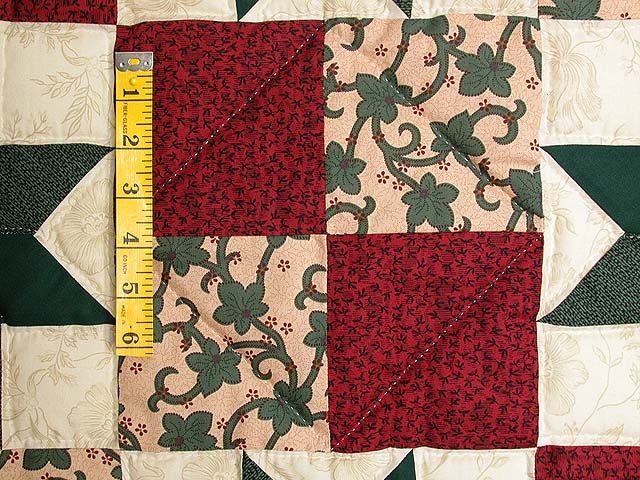 Red and Green Starburst Wall Hanging Photo 3