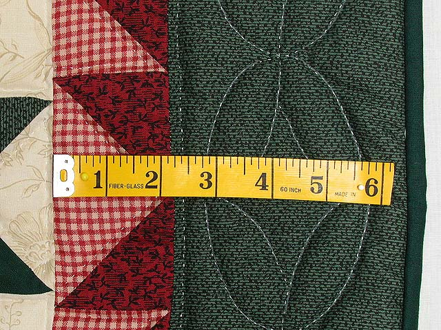 Red and Green Starburst Wall Hanging Photo 5