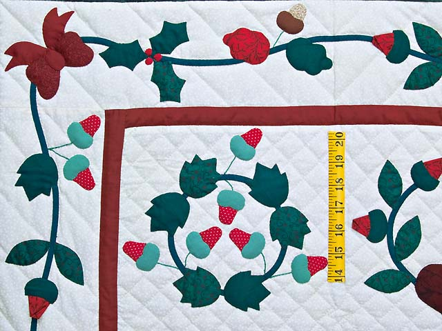 Christmas Album Sampler Wall Hanging Photo 3