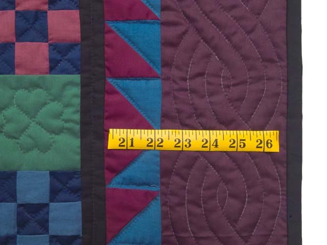 Amish Sampler Throw Photo 5