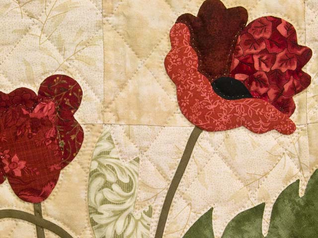 Poppy Fields Wall Hanging Photo 4