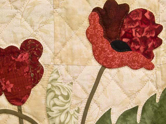 Poppy Fields Wall Hanging Photo 4