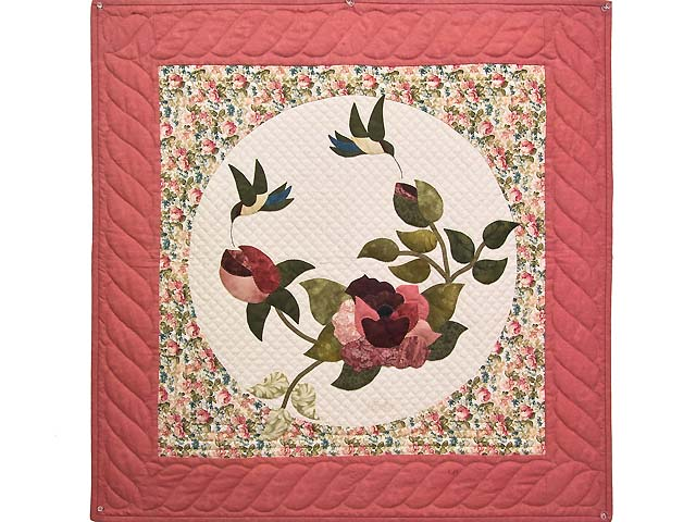 Rose Garden Wall Hanging Photo 1