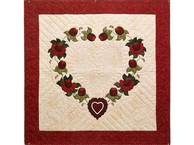 One Dozen Roses Wall Hanging Photo 1