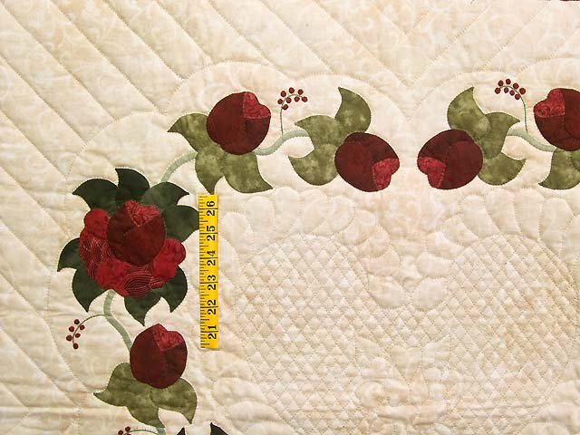 One Dozen Roses Wall Hanging Photo 3