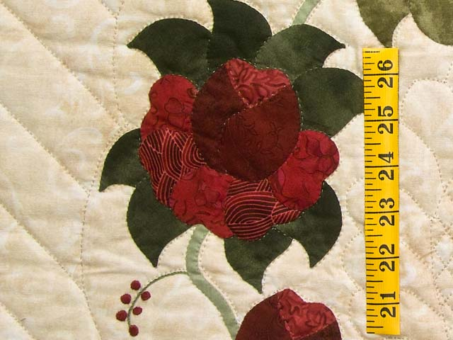 One Dozen Roses Wall Hanging Photo 4
