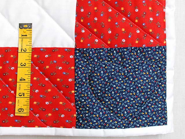 Party Bear Crib Quilt Photo 5