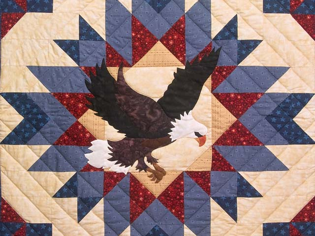American Eagle Wall Hanging Photo 2
