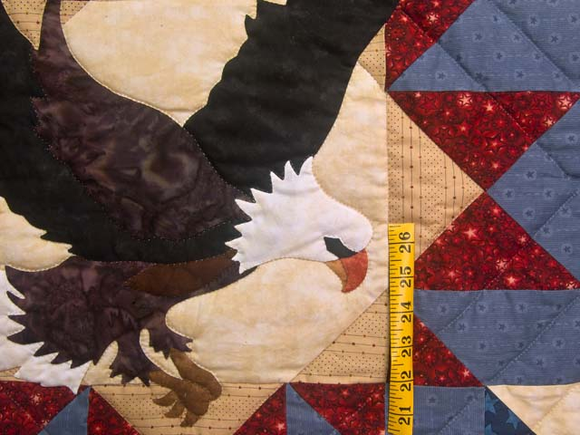 American Eagle Wall Hanging Photo 3