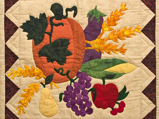 Autumn Harvest Wall Hanging Photo 2