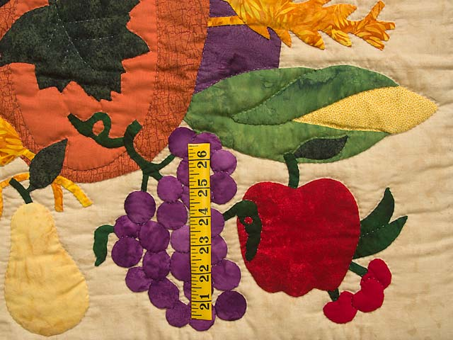 Autumn Harvest Wall Hanging Photo 3