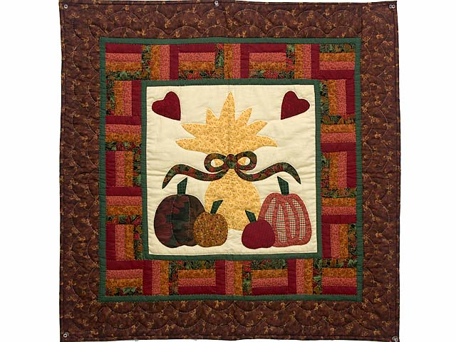 Heartful Harvest Wall Hanging Photo 1