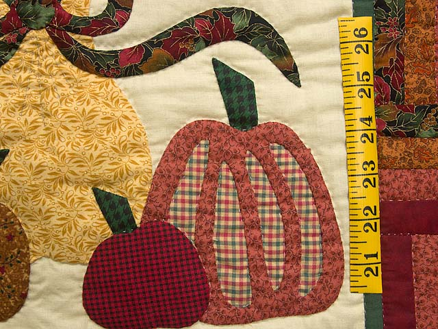 Heartful Harvest Wall Hanging Photo 3