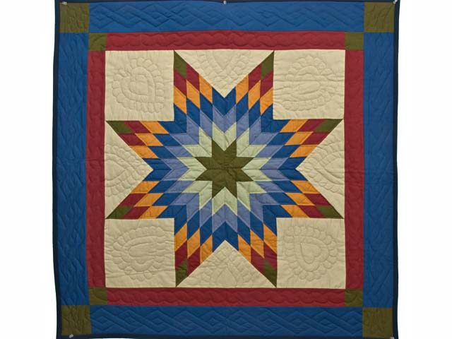 Southwest Colors Lone Star Wall Hanging Photo 1