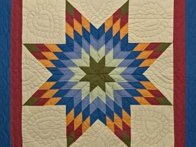 Southwest Colors Lone Star Wall Hanging Photo 2