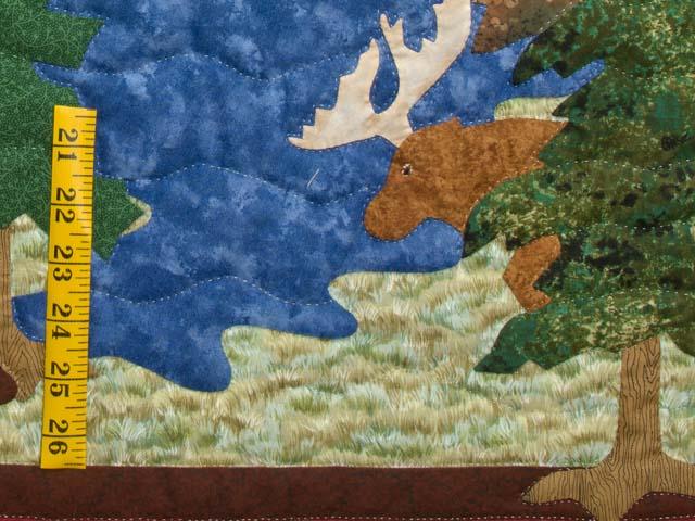 Bear and Moose Wall Hanging Photo 5