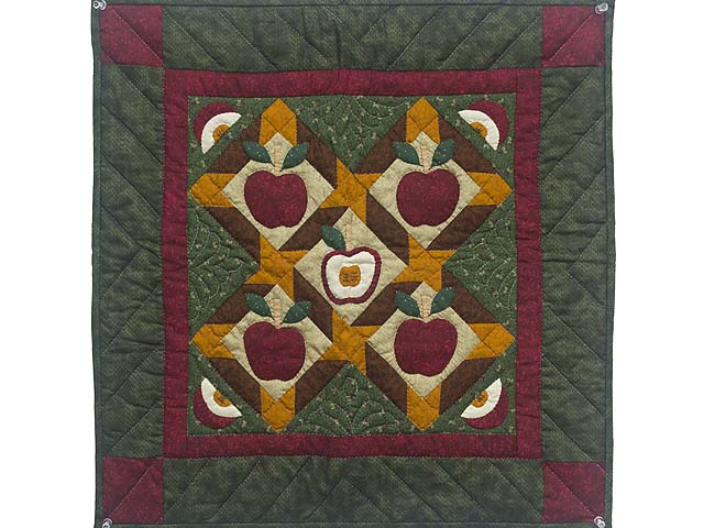 Miniature Apple Slice Quilt Photo 1