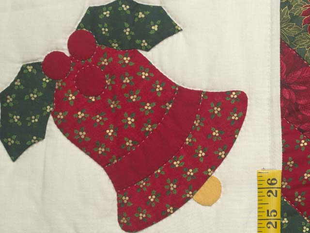 Christmas Bells Lone Star Wall Hanging Photo 4