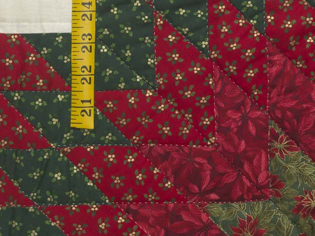 Christmas Bells Lone Star Wall Hanging Photo 5