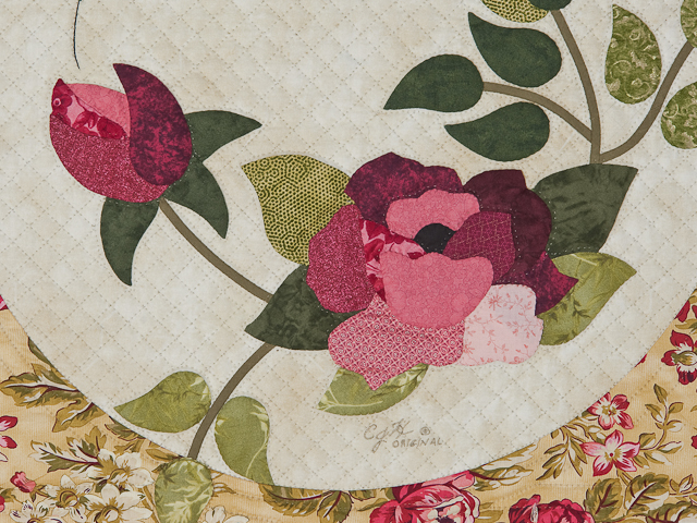 I Promised You a  Rose Garden Wall Hanging Photo 2