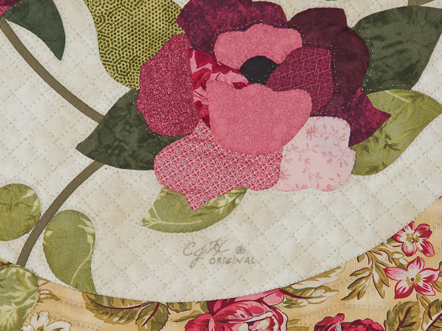 I Promised You a  Rose Garden Wall Hanging Photo 3