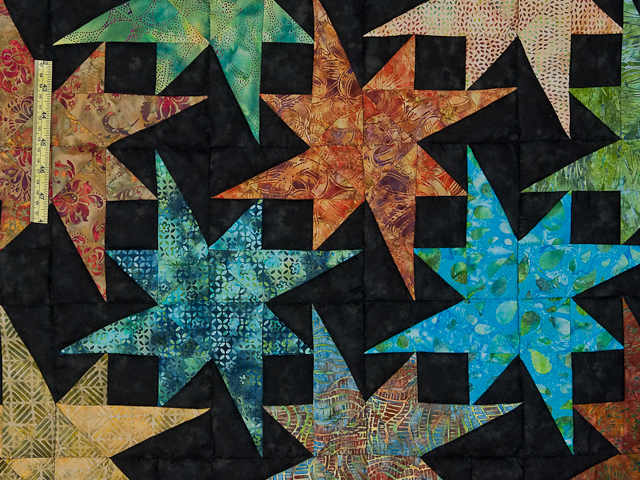 Hand Painted Star Bright Wall Hanging Photo 3