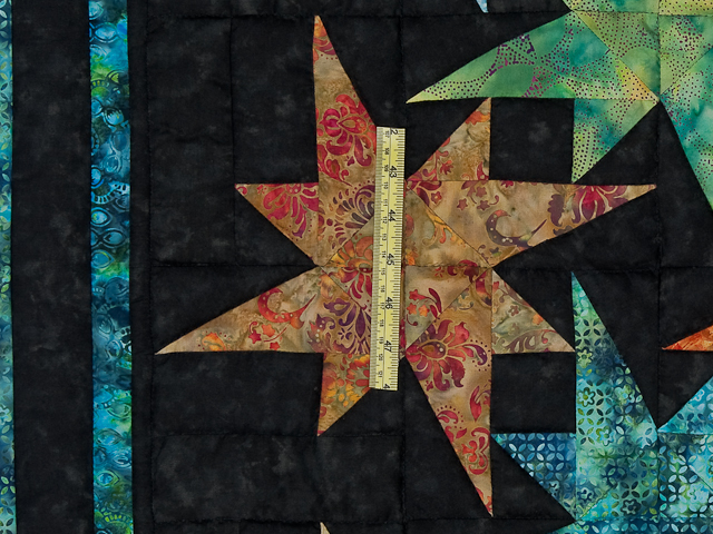 Hand Painted Star Bright Wall Hanging Photo 6