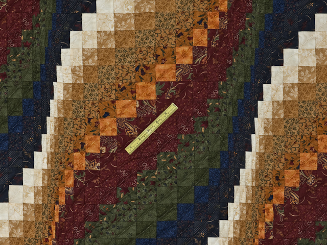 Burgundy, cream, green, navy and gold