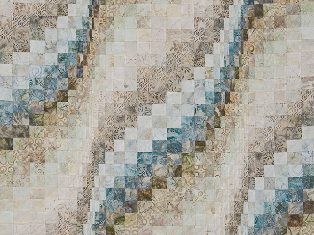 Ocean Spray Bargello Wave Photo 2