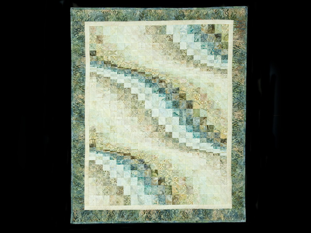 Ocean Spray Bargello Wave Photo 1