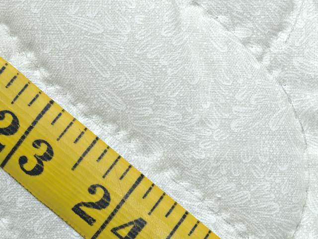 Green Sunbonnet Sue & Overall Bill Crib Quilt Photo 7