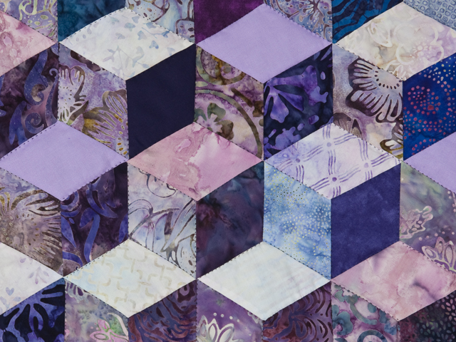 Tumbling Down Wall Hanging