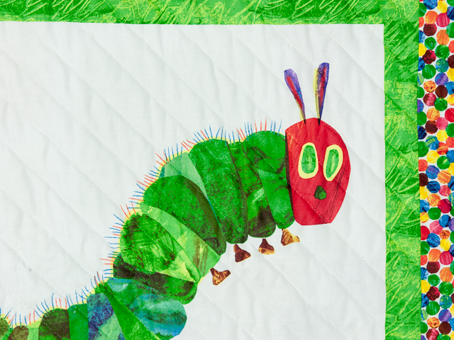 The Very Hungry Caterpillar REVERSIBLE including the little Book Photo 3