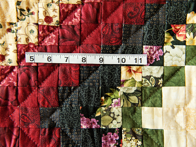 Black, Burgundy, Green and Tan Trip Around The World Wall Hanging Photo 3