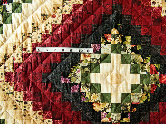 Black, Burgundy, Green and Tan Trip Around The World Wall Hanging Photo 5