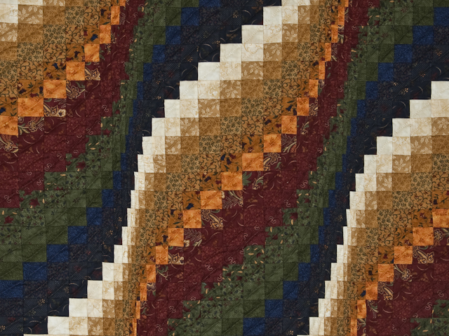 Burgundy, cream, green, navy and golden cheddar