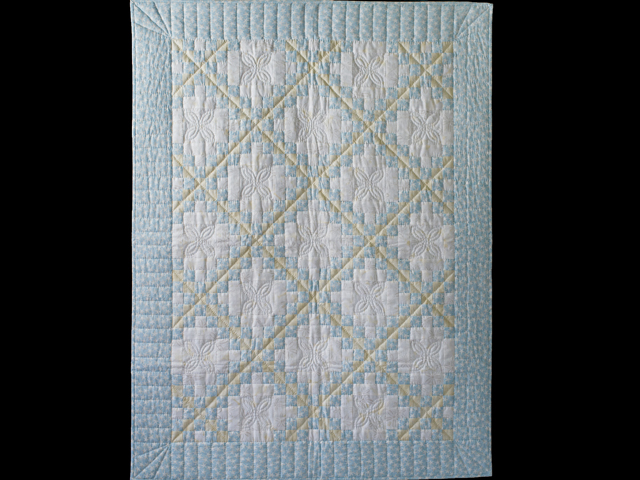 By The Seashore Irish Chain Quilt Photo 1