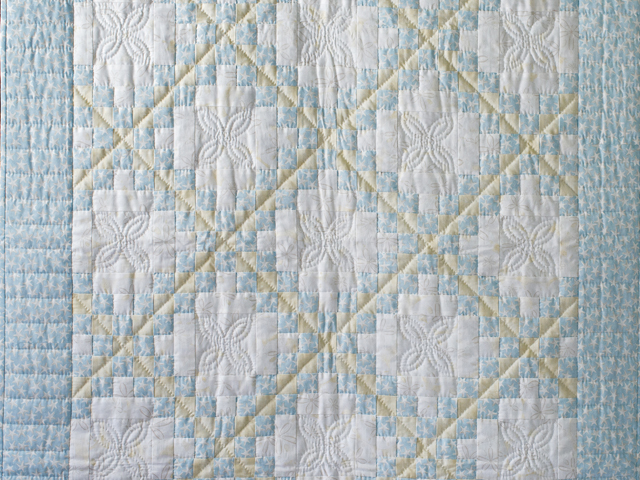 By The Seashore Irish Chain Quilt Photo 2